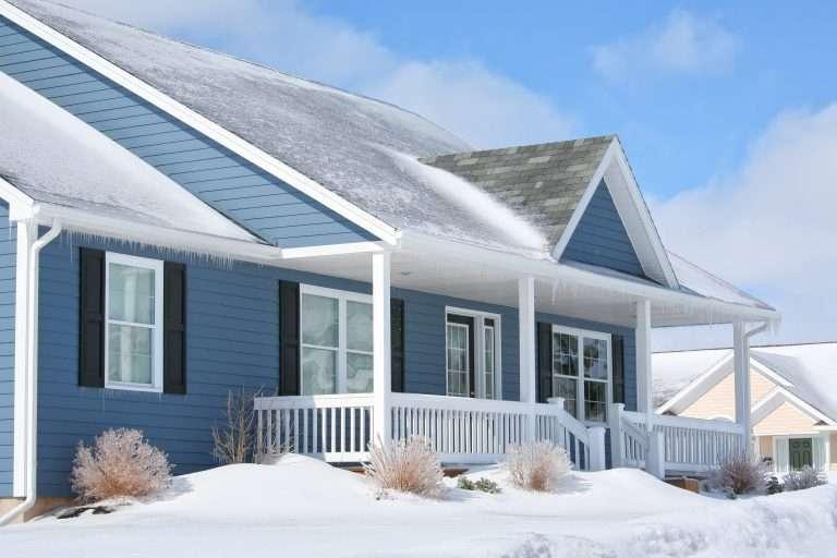 Entretenir sa toiture en hiver
